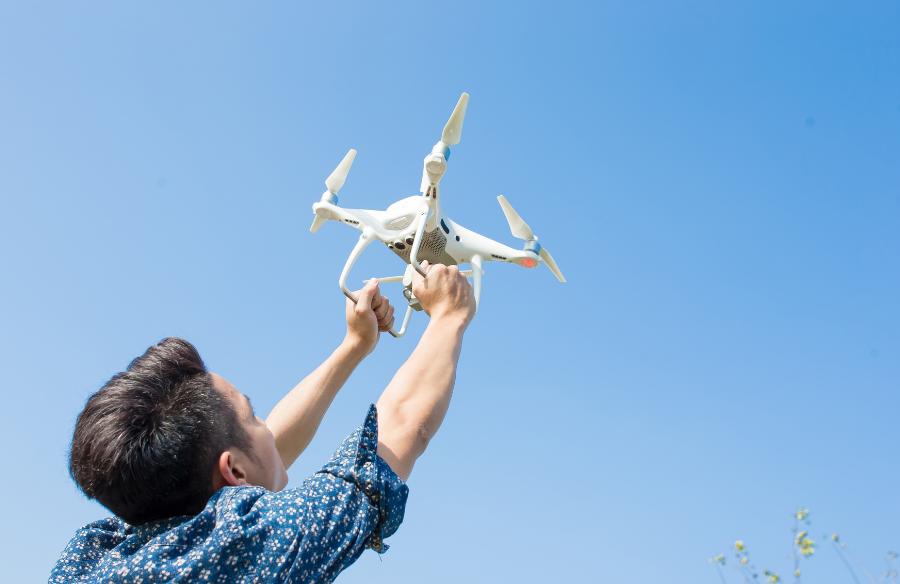 Aprende a volar un dron