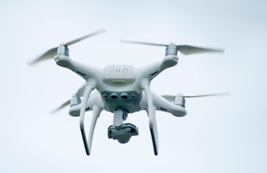 drones con buena autonomía